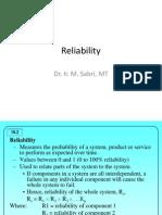4 Reliability
