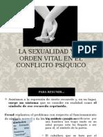 La Sexualidad y El Orden Vital en El sujeto psíquico