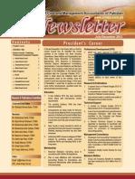 ICMAP Newsletter Jul Dec 2012
