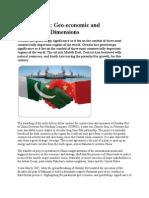 Gwadar Port Geo