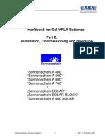 Handbook for Gel-VRLA Batteries _ Part 2 _ EXIDE Technologies.pdf