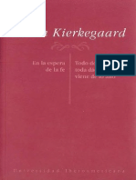 Kierkegaard, Soren - Dos Discursos Edificantes