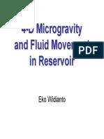 Kuliah 4D Microgravity