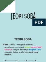 Teori Soba
