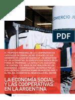 La Economia Social y Las Cooperativas