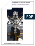 Landing Gear Design and Development by R.K.saraVANAN