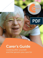 Multiple Atrophy System(MSA) Trust Caregiver's Guide