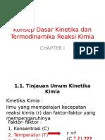 kinetika dan katalisis