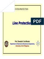 EE 256 Notes 4 - Line Protection