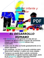 #2 Desarrollo Del Infante y Preescolar