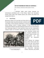 Sejarah Perkhidmatan Kebombaan Sebelum Dan Selepas Merdeka