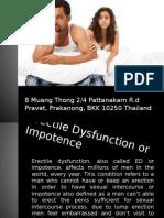 Best Erectile Dysfunction Treatment