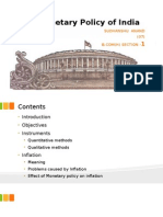 monetaryandfiscalpolicyofindia-130623030459-phpapp02