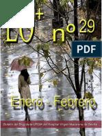 LO+DESTACADO Nº 29. Blog URSM del Hospital Virgen Macarena de Sevilla