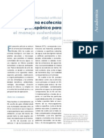 Humedal Artificial Una Ecotecnia Prehispanica Manejo Sustentable Del Agua