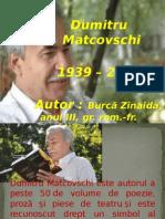 Dumitru Matcovschi.pptx