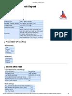Cleet Stress Analysis Report