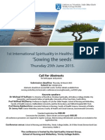 spirituality conference 2015