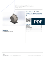 Side Cover Sr-100revision 2-Simulationxpress Study-1