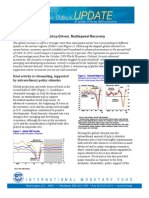 IMF Update January 2010