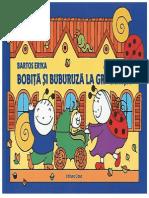 Bobita Si Buburuza La Gradinita