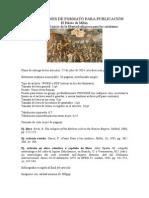 Filosofía en el Edicto Milán
