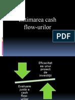 Estimarea Cash Flow-urilor