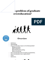 Overeducation - Scribd