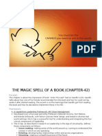 The Magic Spell of a Book