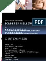 Cbd Diabetes Mellitus Tipe 1