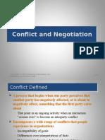 Conflict & Negotiation 2014