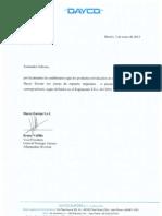Certifications Ber Es 2013