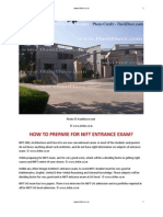ARKIN - NIFT syllabus, How to Prepare for NIFT UG Entrance Exam 2012. PLEASE FORWARD THIS DOCUMENT TO ALL YOUR FRIENDS PREPARING FOR NIFT ENTRANCE EXAM. (FORWARD THIS DOCUMENT TO ALL YOUR FRIENDS