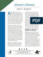Ad Fact Sheet