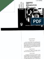 Diseño de Elementos de Máquinas - 4ta Edición - Virgil Moring Faires