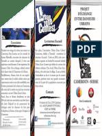 Brochure Urban Zone Colors