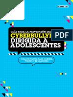 Basta CyberbullyingPamphlet