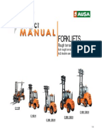 Forklifts AUSA
