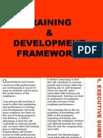 Training Framework