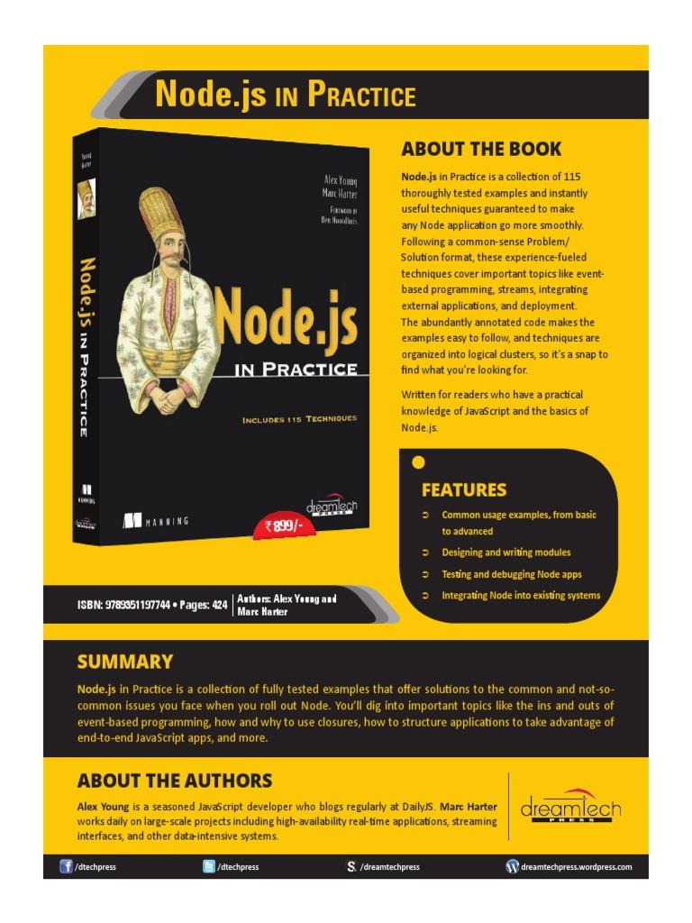 Node js in Practice   Streaming Media   Hypertext Transfer