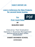 Business Research Report_bhaumik Dave