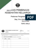 Berkas Pembinaan Kesehatan Keluarga (Rev)