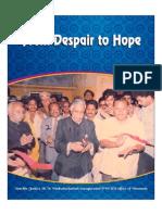 Despair to Hope