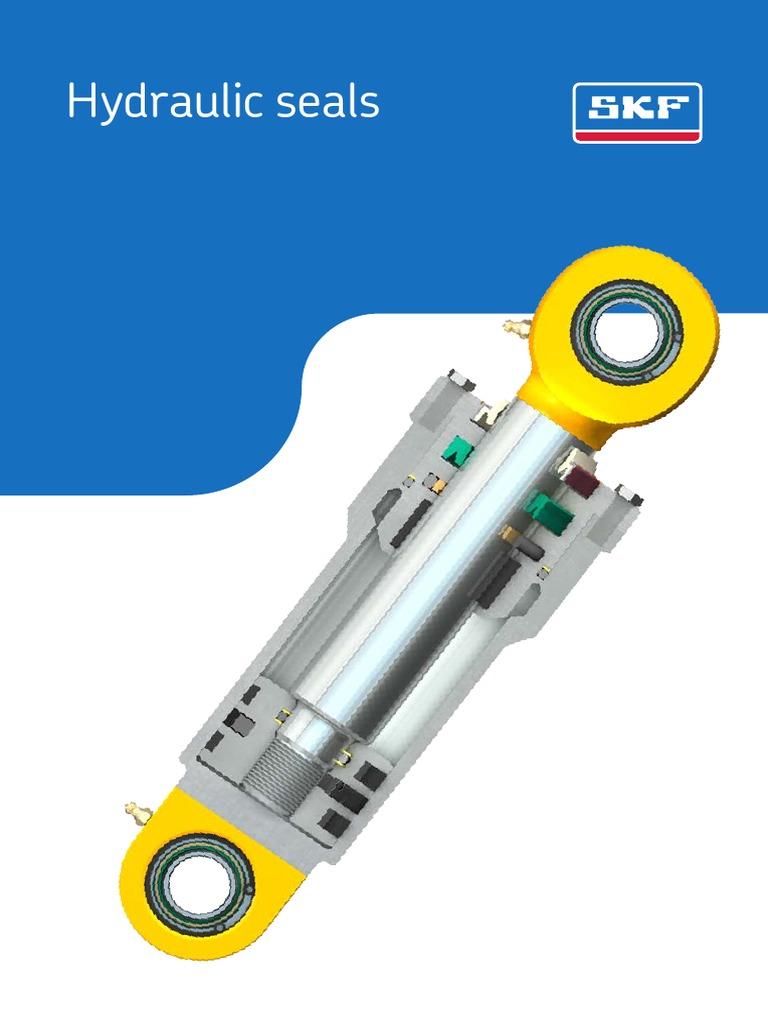 Hydraulic Seals   Cylinder (Engine)   Industries