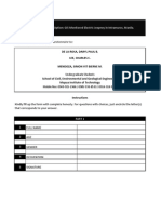 SURVEY (English) Sheet1