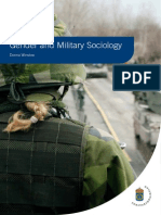 Gender and Military Sociology_webb