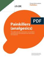 Painkillers Analgesics