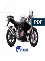 GT250RFI PART CATALOGUE EURO3