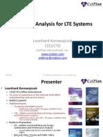 Webinar 6 Spectrum Analysis for LTE Systems Rev7