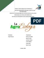 La Agroecología